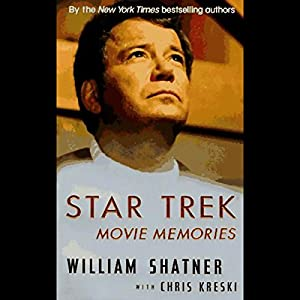 Star Trek Movie Memories Audiobook