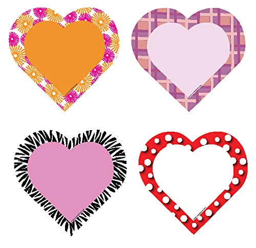 Hearts Mini Accent Variety - Shape Outs Cut Heart