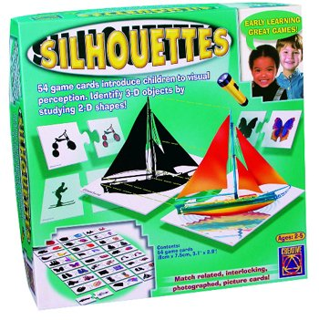 Silhouettes Early Learning Game (Silhouettes Early Learning Game)