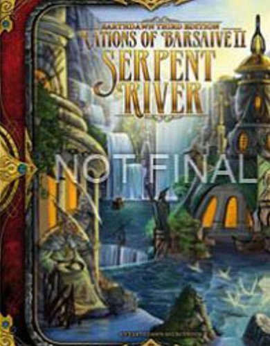 Download Nations of Barsaive Volume 2: Serpent River pdf
