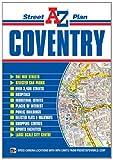 Coventry Street Plan (A-Z Street Maps)