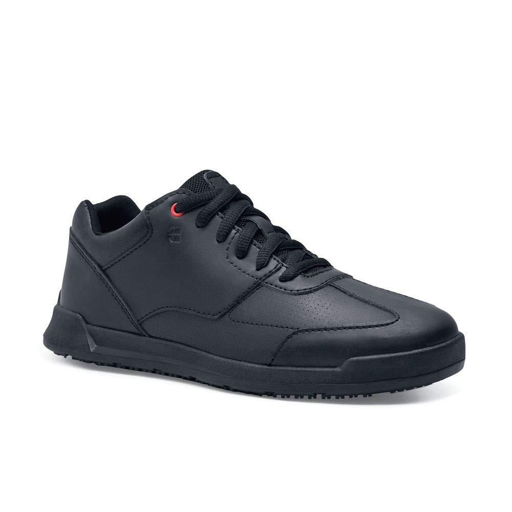 Shoes for Crews Women's Liberty Slip Resistant Food Service Work Sneaker