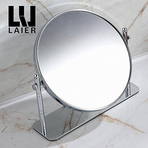 Desktop Vanity Mirrors Double-sided enlarge beauty vanity mirrors chic