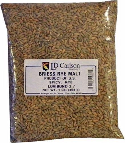 - Rye Malt (1 lb) Milled