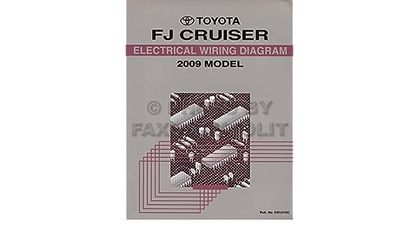 2009 Toyota Fj Cruiser Wiring Diagram Manual Original Rhamazon: Fj Cruiser Wiring Diagram At Gmaili.net