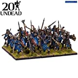 Kings of War: Undead: Skeleton Regiment