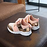 iYBWZH Kids Running Shoes Breathable Waterproof
