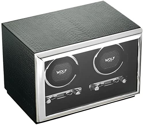 Exotic Double Watch Winder by means of Wolf