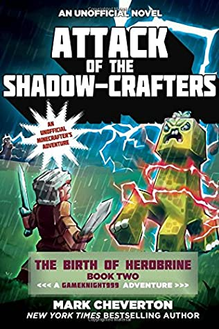 book cover of Attack of the Shadow-Crafters