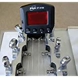 Clip on Guitar Tuner for Pedal Steel, Lap Steel, All Stringed Instruments - By ENO Tuners