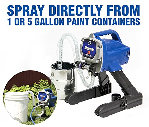 Buy paint sprayer for exterior house