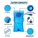 U/A Hydration Bladder 2 Liter,BPA Free Water