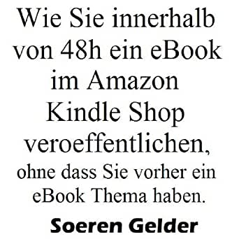 amazon ebook hochladen