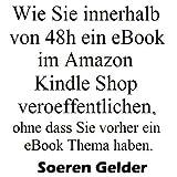 Wie Sie innerhalb von 48h ein eBook bei Amazon Kindle hochladen, ohne dass Sie ein Thema fuer das eBook haben