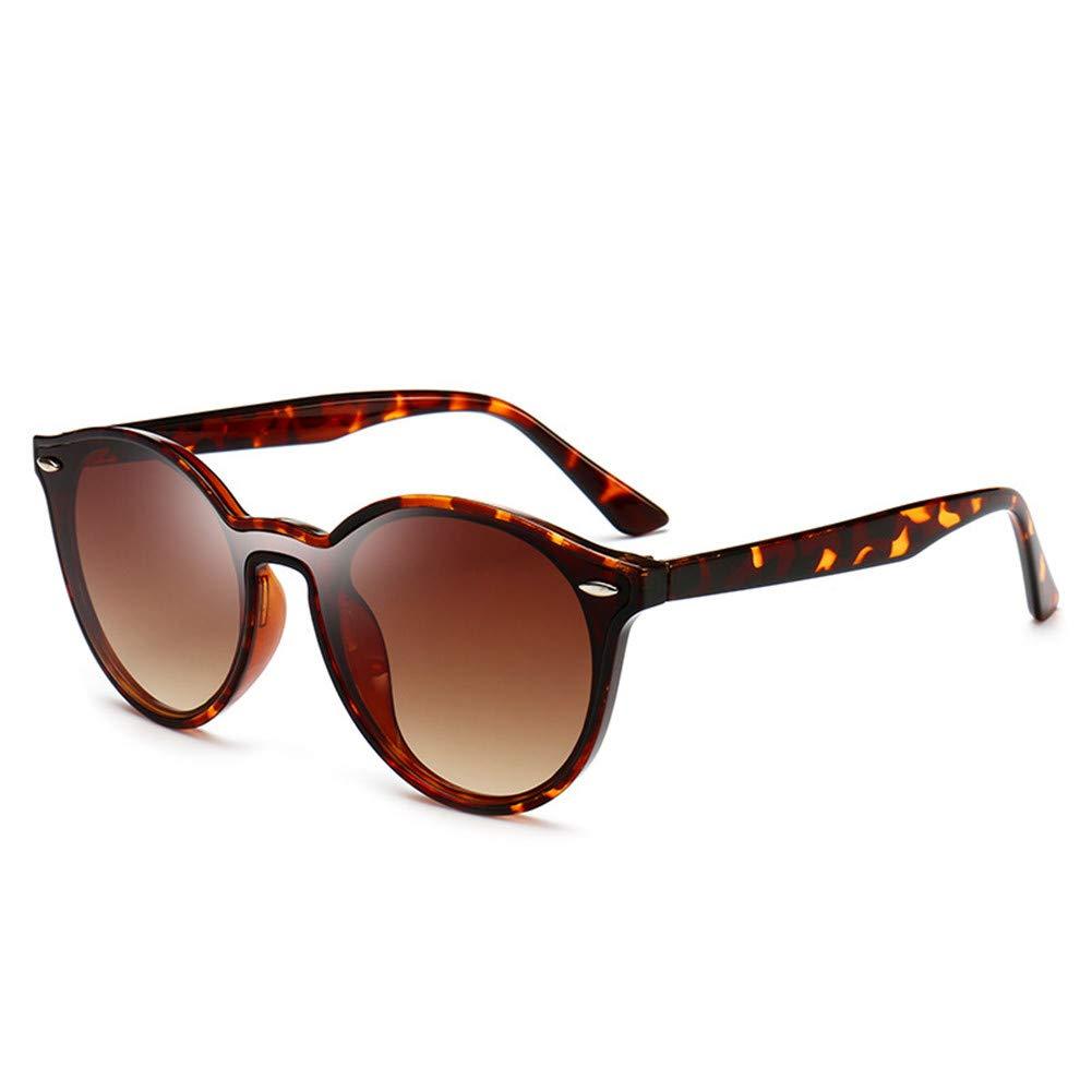 gs000079 lureme Vintage Round Shape Lens Multicolor Polarized Sports Sunglasses for Man or Women