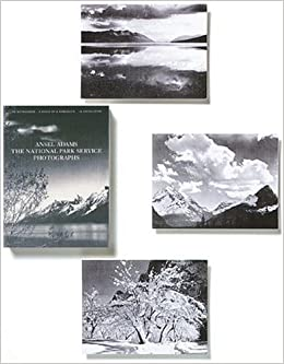 the national park service photographs ansel adams boxed notecards