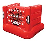 Epic Extreme MARISFTSP100 Marvel Spiderman Inflatable LED Light Snow Fort Ride on with Pump by Epic Connect
