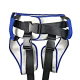 SUPVOX Patient Transfer Handling Belt with Leg Loops Medical Nursing Safety Gait Assist