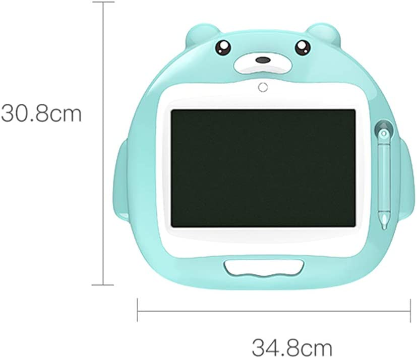 Digital tablet Childrens Drawing Board Portable Cartoon Electronic LCD Writing Board Intelligent Graffiti Board Childrens Gift Painting Drawing Board Home Blackboard Childrens Writing Board