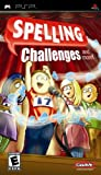 Spelling Challenges and More - Sony PSP