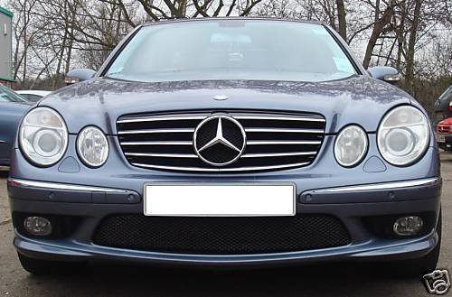 Mercedes W211 E Class CL Style Grill Grille Black AMG for sale  Delivered anywhere in Canada