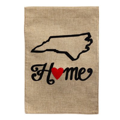 Evergreen Enterprises, Inc Virginia State of My Heart 2-Sided Garden Flag