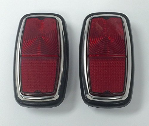 Shelby Cobra Led Tail Lights - 1