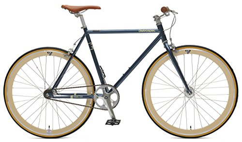 Retrospec Bicycles Mantra V2 Single Speed Fixed Gear Bicycle