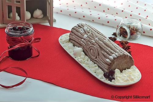 Magic Wood Silicone Yule Log Kit by Creative Party (Image #2)