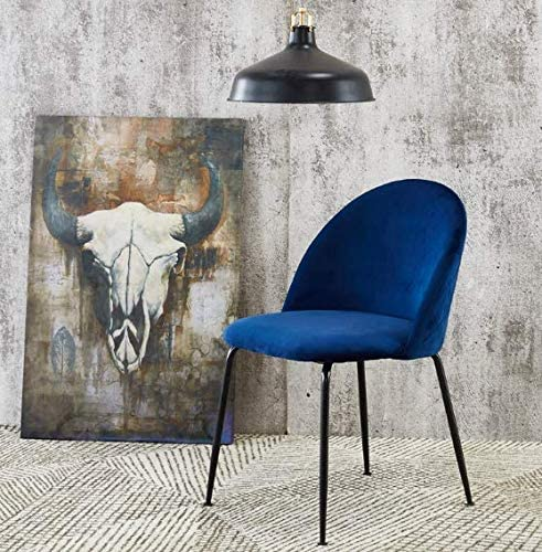 buque Julia Blue Dining Chair set of 4