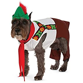 Rubies Costume Company Lederhosen Hound for Pet