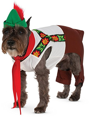 Rubies Costume Company Lederhosen Hound for Pet