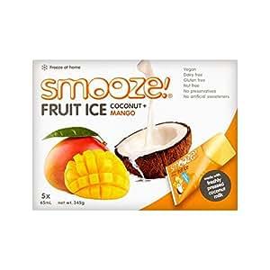 Smooze Mango Fruit Ice Lollies 5 x 65ml