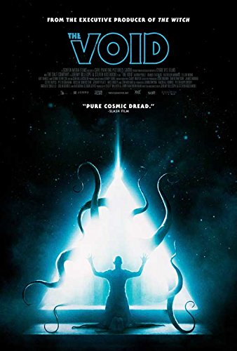 The Void Movie Poster Aaron Poole, Kenneth Welsh, A, Made In The U.S.A