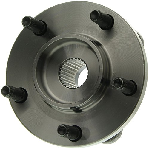 1998 For Plymouth Grand Voyager Front Wheel Bearing and Hub Assembly x 2 (Note: 15 in, 16 in, 17 in. Wheel) (Hub Voyager Front Plymouth)