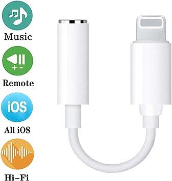 audio adaptateur pour iphone 7 7plus et casque adaptateur amazon