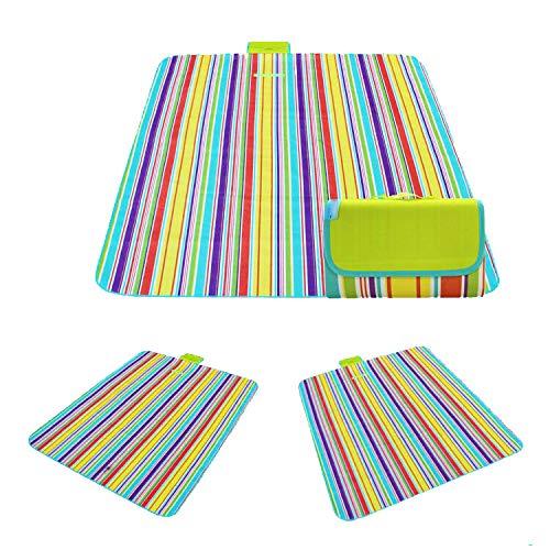 Picknickmatte 600D Oxford Tuch Outdoor Picknickmatte Picknick Tuch Feuchtigkeit Feuchtigkeit Feuchtigkeit Pad Isolierung Frühling Reise Strandmatte B07Q8KQDR5 | Haltbarkeit  ef76e0