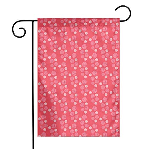 xiaolang Kiku Pops (Summer)_1981 Garden Flag 12 X 18 Inches, Custom Double-Sided Yard Flag, Polyester House Banner for Indoor Outdoor Home Decor -