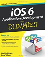 iOS 6 Application Development For Dummies Front Cover