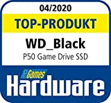 WD_Black 1TB P50 Game Drive Portable External