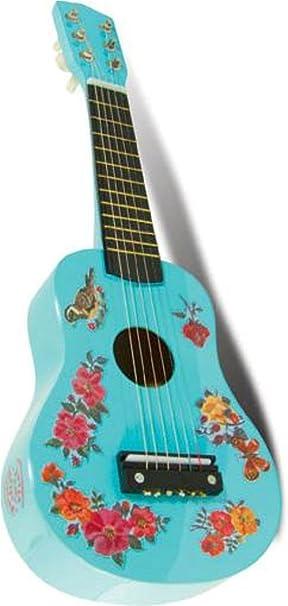 Vilac - Guitarra de Nathalie Lété (8609): Amazon.es: Juguetes y juegos