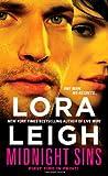 Midnight Sins, Lora Leigh, 0312389086