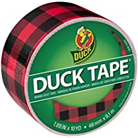 Duck Brand Printed Duct Tape Single Roll (285222)