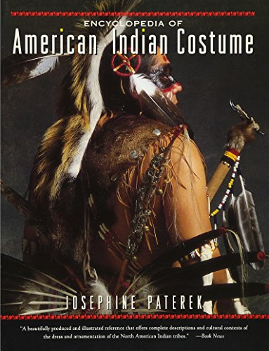 Encyclopedia of American Indian Costume -