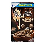 General Mills Count Chocula 20.7oz (Pack of 2)