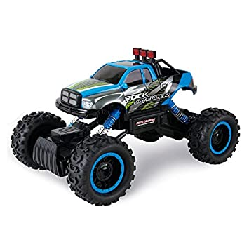 Coche Rc Eléctrico Tempest Rock Crawler 1:14 | Tracción 4x4 | Juguetes Hobby RadioControl Niños: Amazon.es: Juguetes y juegos