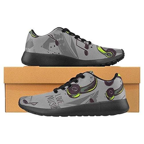 Sneaker Da Running Jogging Da Uomo Di Interesse Easy Go Easy Casual Da Sport Comfort Scarpe Da Corsa Multi 8