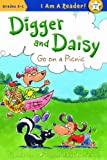 Digger and Daisy Go on a Picnic, Judy Young, 1585368431