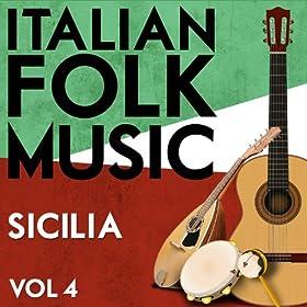 Amazon.com: Italian Folk Music Sicilia Vol. 4: Maria
