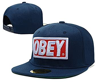 Obey Snapback hat cap berreto casquette kappe gorra 8000: Amazon ...